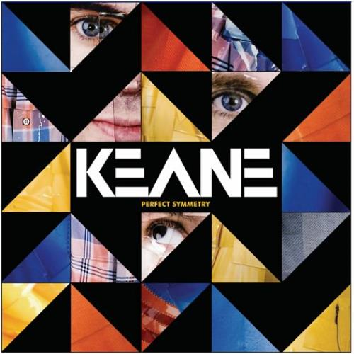 Keane (00s) Perfect Symmetry 2008 UK CD album 1785645