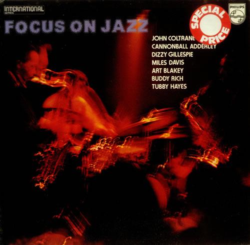 VariousJazz Focus On Jazz 1975 UK vinyl LP 6436032