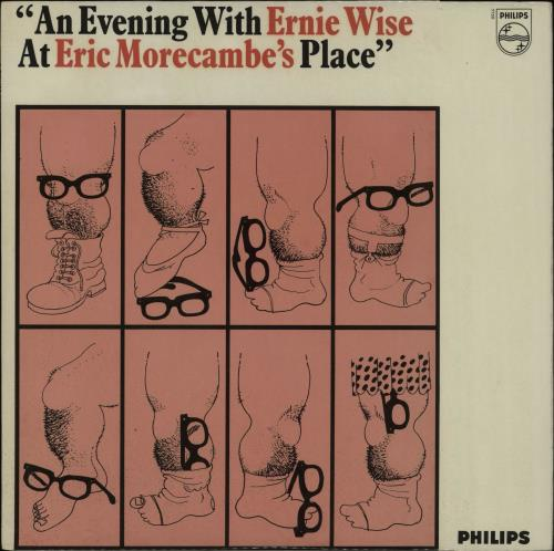 Morecambe & Wise An Evening With Ernie Wise At Eric Morecambe\'s Place 1966 UK vinyl LP BL7750