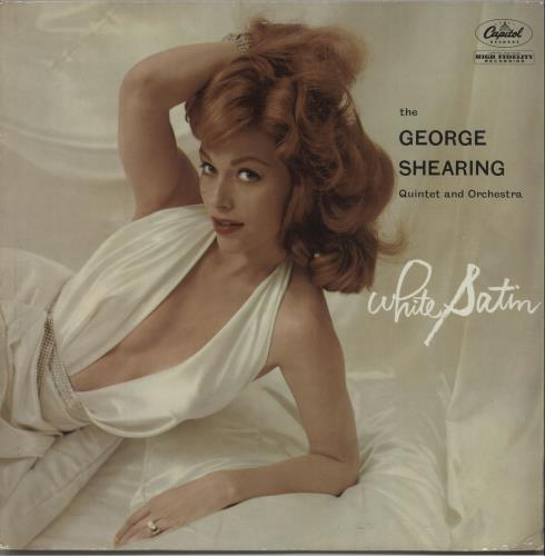 Shearing, George - White Satin LP