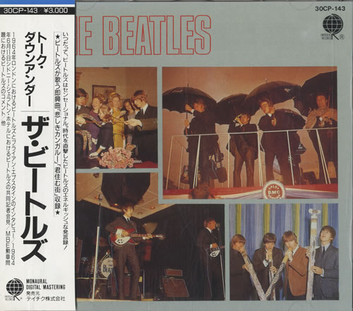 Talk Downunder - Beatles