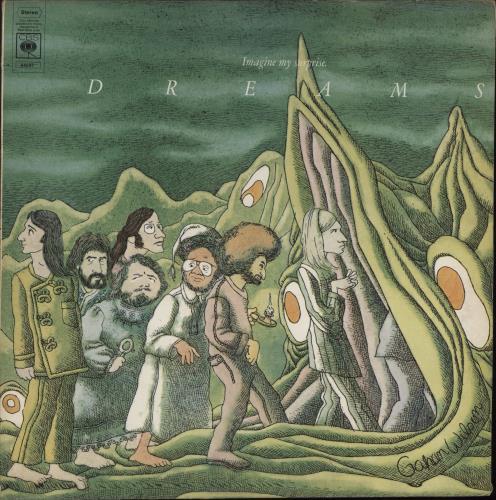 Dreams (70s) Imagine My Surprise 1972 UK vinyl LP 64597