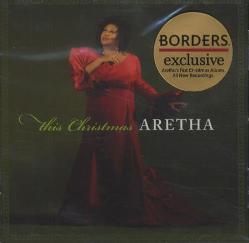 Franklin, Aretha - This Christmas Aretha - Borders Exclusive