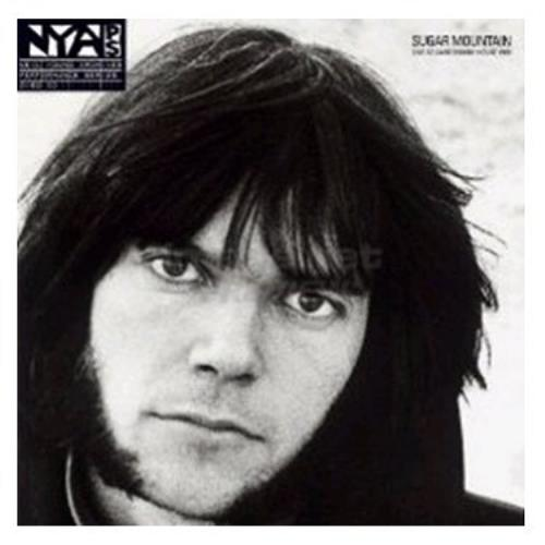 Neil Young Sugar Mountain 2008 UK 2disc CDDVD set 9362498398