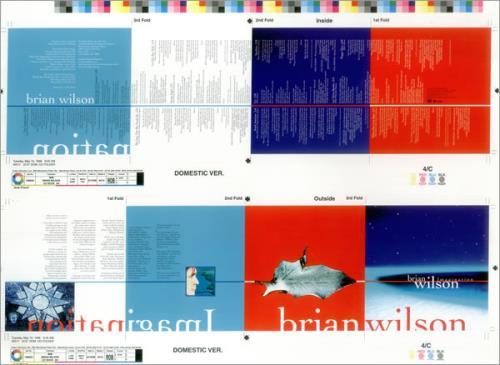 Brian Wilson (beach Boys) - Imagination Vinyl