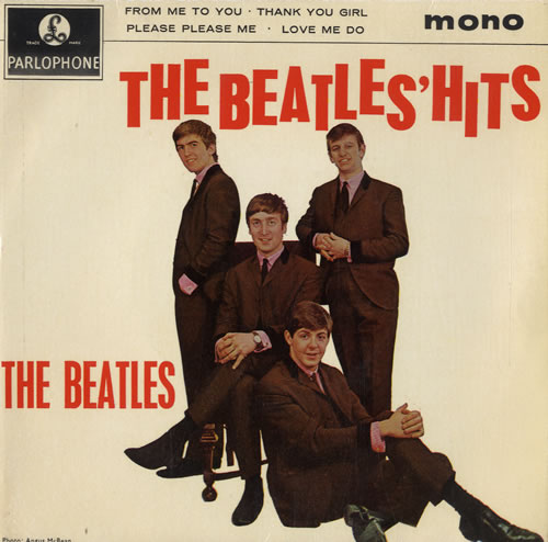 Beatles - The Beatles' Hits - 2nd - G&l