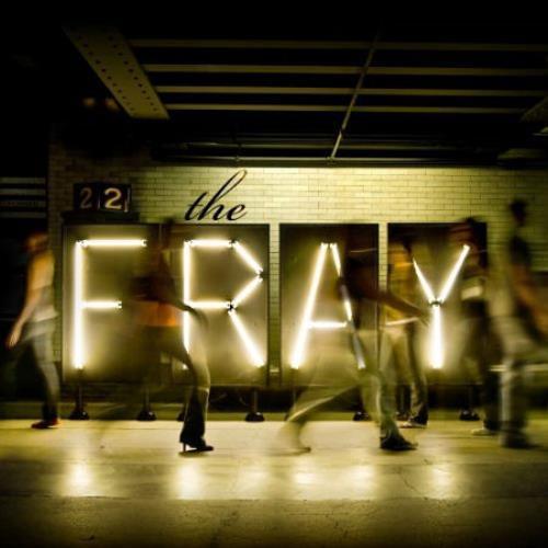 The Fray The Fray 2009 Japanese CD album EICP1101