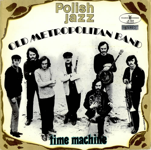 Old Metropolitan Band Time Machine 1971 Polish vinyl LP SXL0714