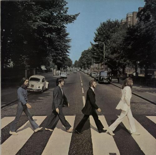 Beatles - Abbey Road - Dmm - Ex