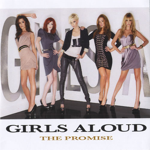 Girls Aloud The Promise 2008 UK CDR acetate CDR