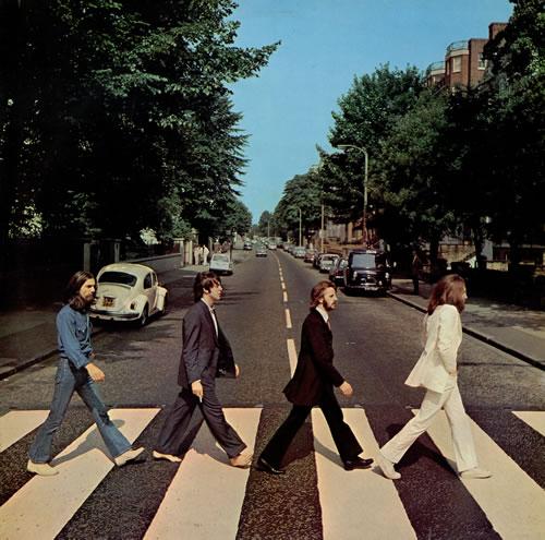 Beatles - Abbey Road - Lam - Ex