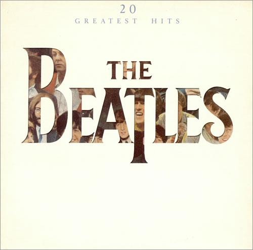 Beatles - 20 Greatest Hits LP