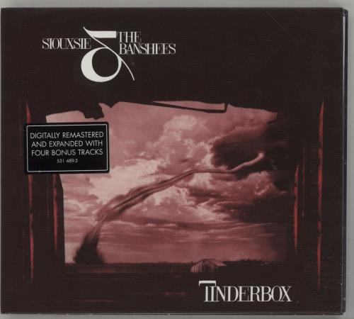 Siouxsie & The Banshees Tinderbox 2009 UK CD album 5314893
