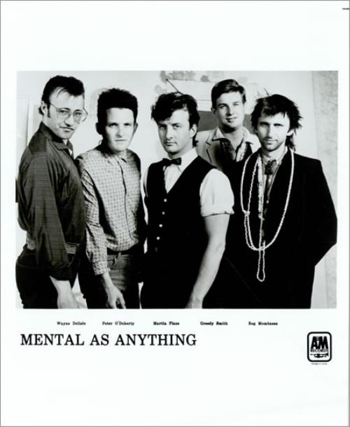 Mental As Anything - Creatures Of Leisure