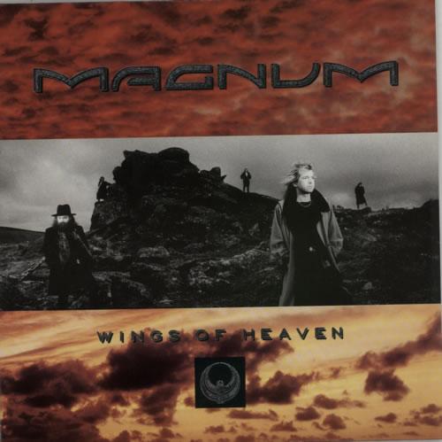 Magnum - Wings Of Heaven Single