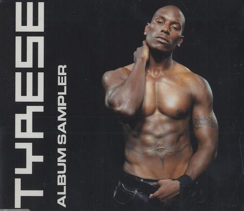 Image of Tyrese I Wanna Go There - Album Sampler 2002 UK CD single 828765133326