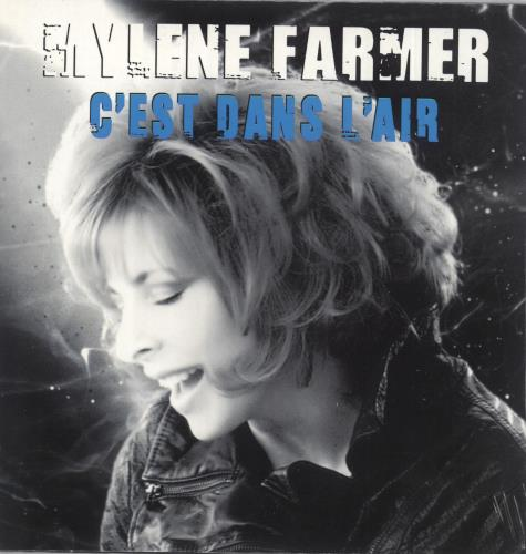 Farmer, Mylene - C'est Dans L'air - Sealed