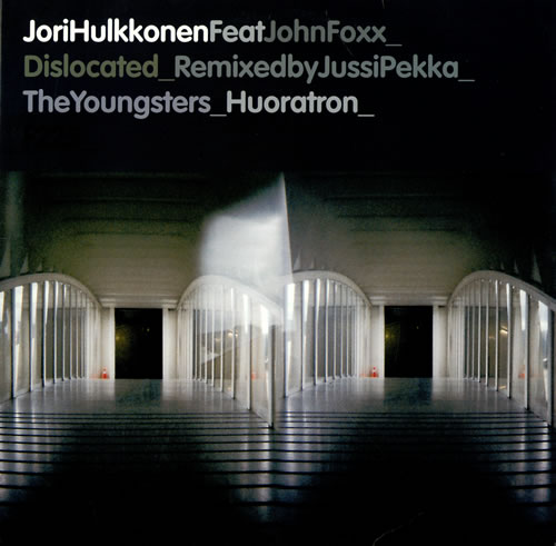 Jori Hulkkonen Dislocated 2005 UK 12 vinyl F225