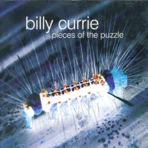 Billy Currie Pieces Of The Puzzle 2002 UK CD album PZLCD107