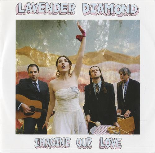 Lavender Diamond Imagine Our Love 2006 UK CD album RTRADECDP395