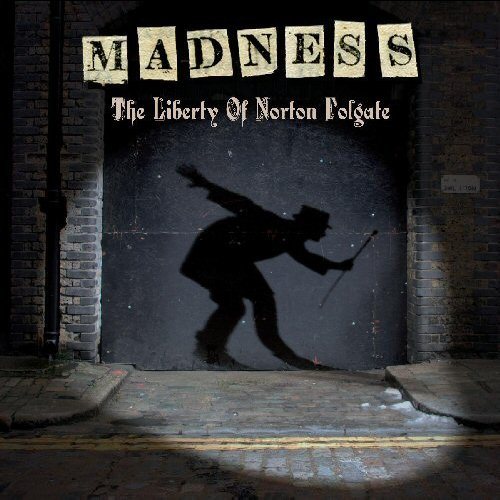 Madness The Liberty Of Norton Folgate 2009 UK CD album LUCKY7003CD