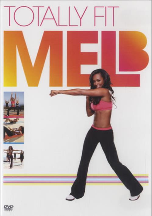 Melanie B Totally Fit 2008 USA DVD R2517538