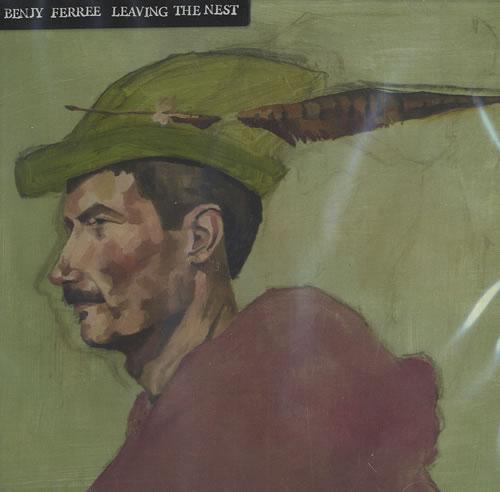 Benjy Ferree Leaving The Nest 2006 UK CD album WIGCD187