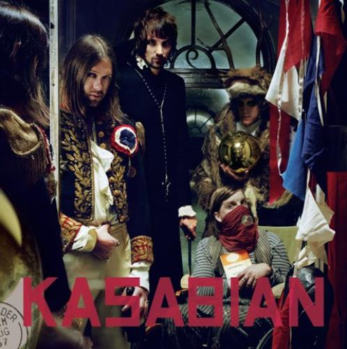 Kasabian West Ryder Pauper Lunatic Asylum 2009 UK CD album PARADISE57