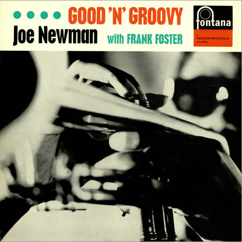 Good 'n' Groovy With Frank Foster