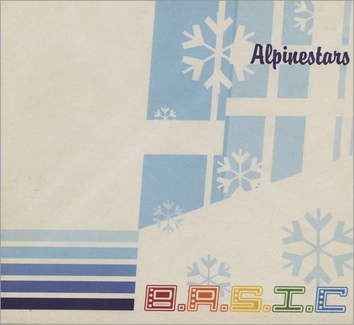 Alpinestars B.A.S.I.C 2000 UK CD album FHCD018