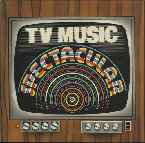 VariousFilm Radio Theatre & TV TV Music Spectacular 1978 UK vinyl box set GTVS8B
