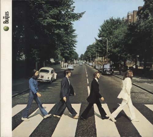 Beatles - Abbey Road Record