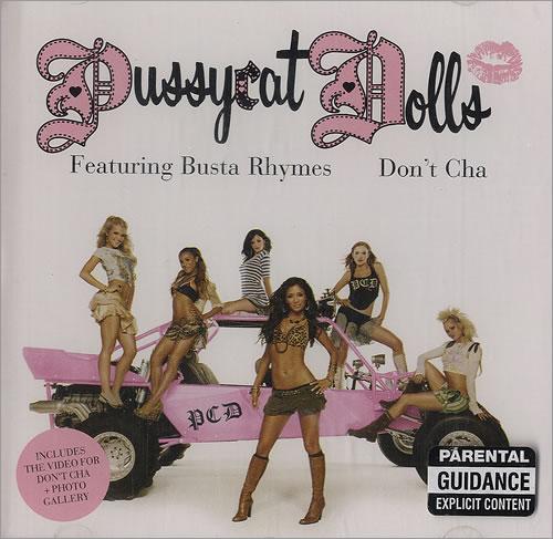 Pussycat Dolls - Don't Cha LP