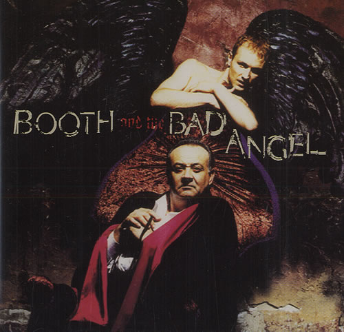 Booth And The Bad Angel Booth & The Bad Angel 1996 UK CD album 5268522