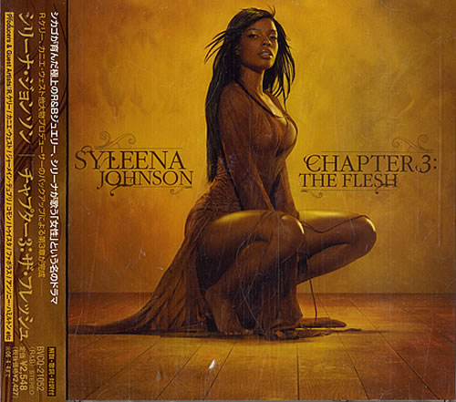 Syleena Johnson Chapter 3 The Flesh 2005 Japanese CD album BVCQ21052