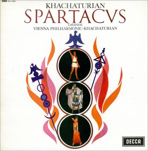 Khachaturian, Aram - Spartacus - 2nd