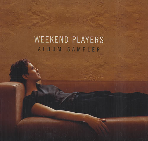 Weekend Players Pursuit Of Happiness  Album Sampler 2001 UK CD single MULTYCD11P