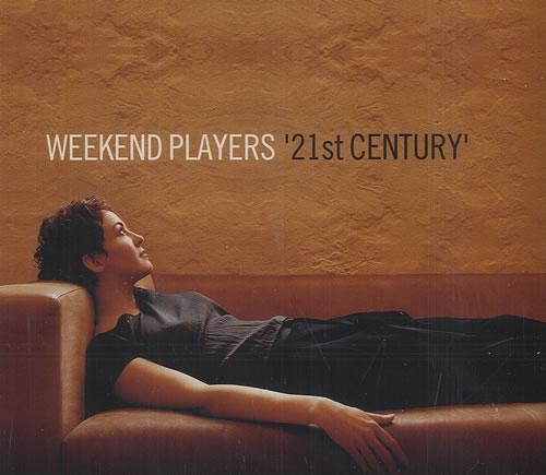 Weekend Players 21st Century 2001 UK CD single CDMULTY78