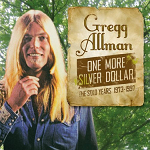 Gregg Allman One More Silver Dollar The Solo Years 19731997 2009 Australian CD album RVCD304