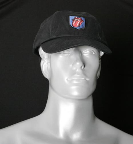 Rolling Stones Fanclub Baseball Cap UK memorabilia BASEBALL CAP