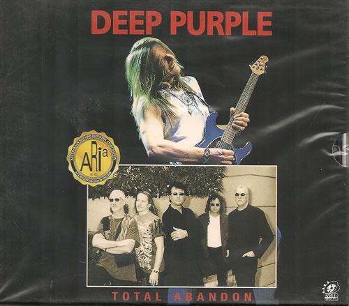 Deep Purple - Total Abandon - Australia 99