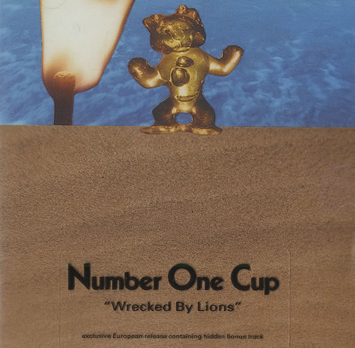 Number One Cup Wrecked By Lions 1997 UK CD album BRRC10132