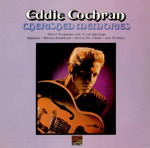 Cochran, Eddie - Cherished Memories