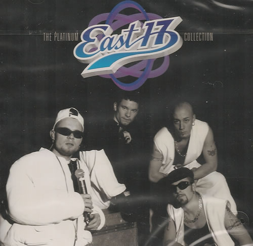 East 17 The Platinum Collection 2009 French digital audio tape 186552