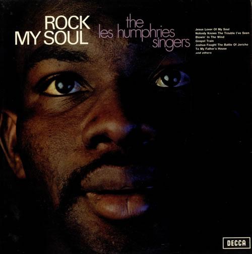 Les Humphries Singers - Rock My Soul CD