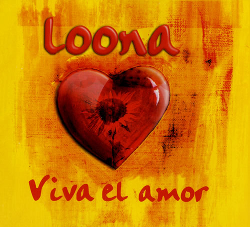 Loona Viva El Amor German CD single 0152412