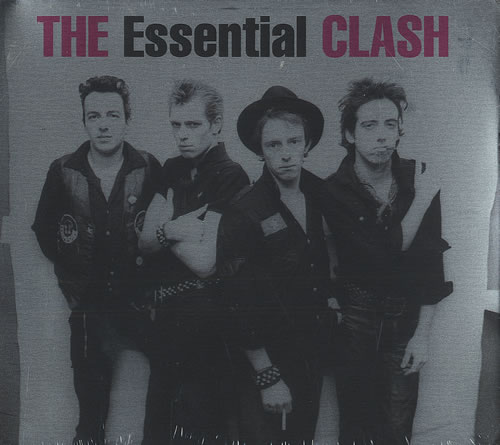 The Clash The Essential Clash 2009 German 2CD album set 88697537972