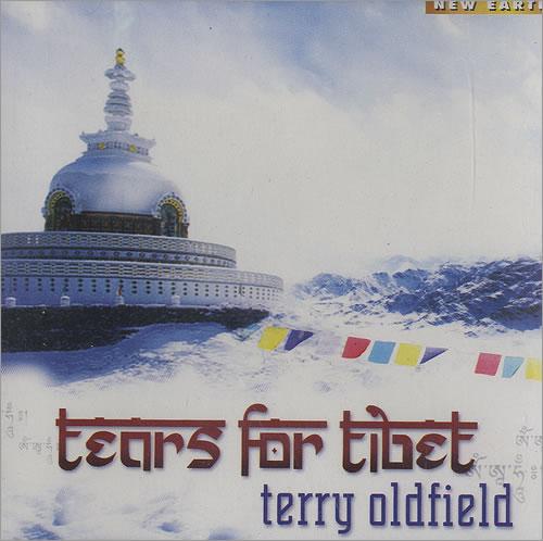 Terry Oldfield Tears For Tibet 2009 USA CD album NE3018