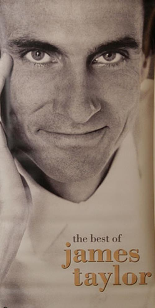 James Taylor The Best Of James Taylor 2003 USA display DISPLAY