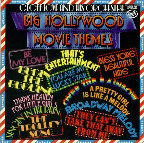 Big Hollywood Movie Themes